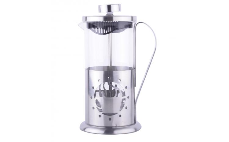 Infuzor Ceai Si Cafea Peterhof  600 Ml  Pahar Sticla Ph 12529