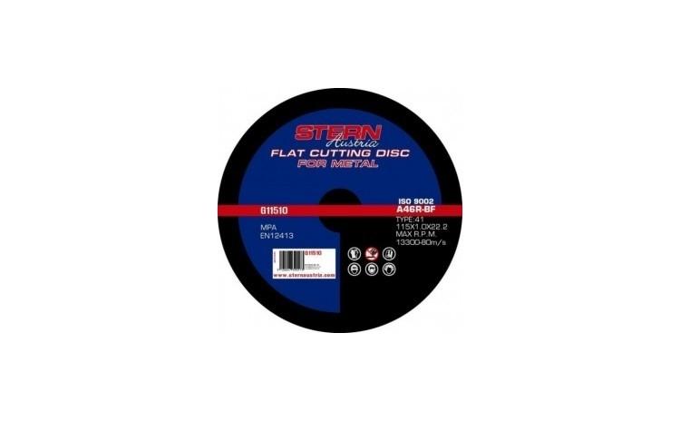 Disc Stern G11510 115 x 1.0 mm abraziv