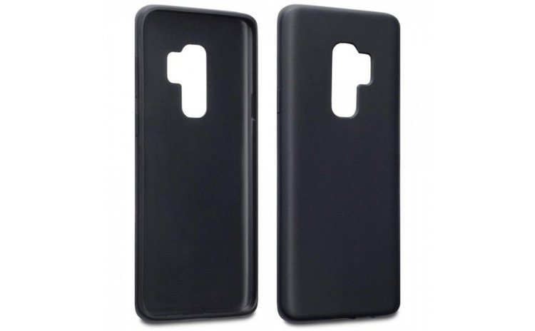 Husa Samsung S9 Plus Flippy Tpu Negru