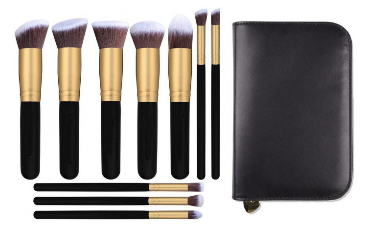 Set 10 Pensule Profesionale Top Quality