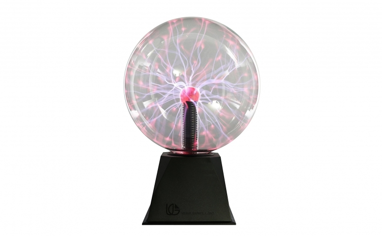 Glob luminos cu plasma - 8 inch