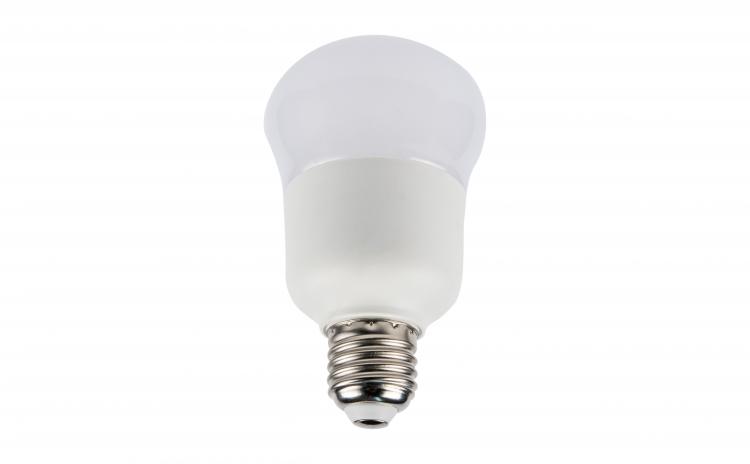 Bec LED 18W, dispersor mat, lumina calda