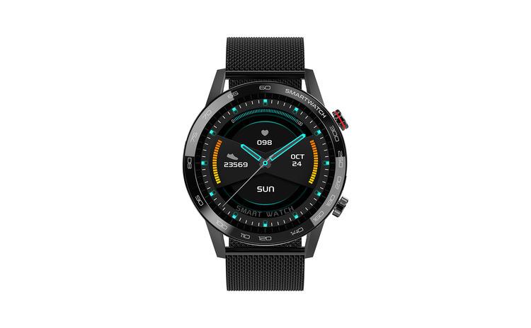 Ceas Smartwatch TND Wear L16, black
