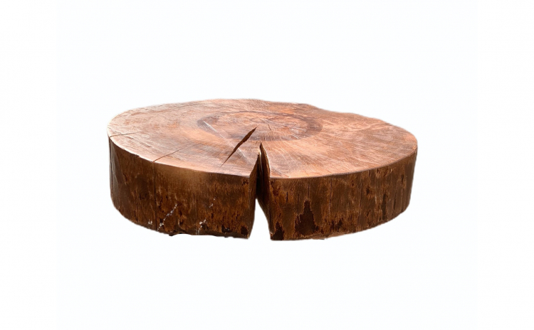 Masa de cafea din lemn masiv
