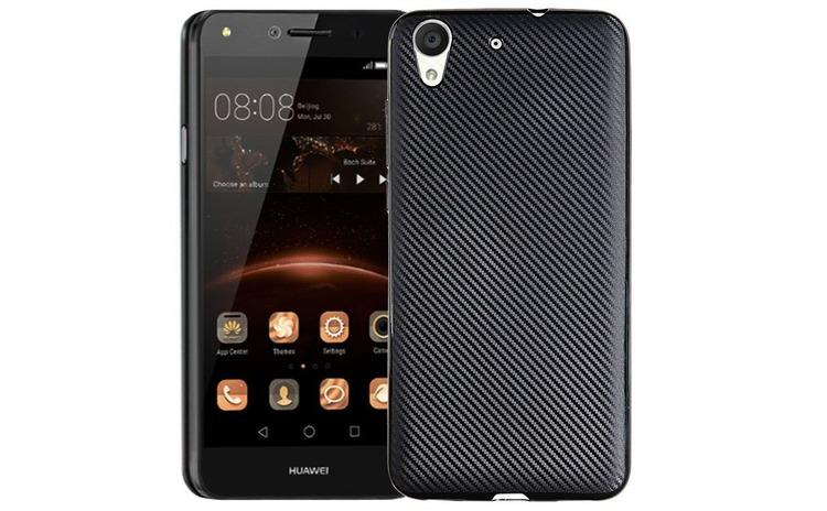 Husa Huawei Y6 II i-Zore Carbon Fiber