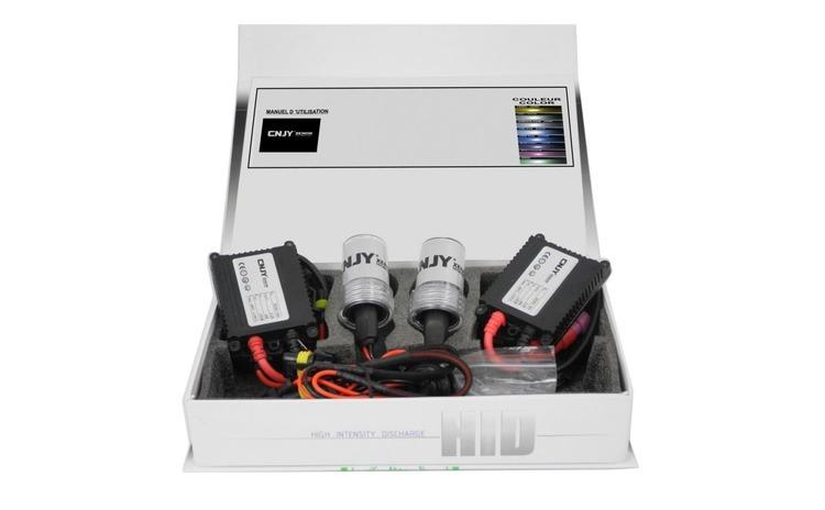 kit xenon ultraslim hb3 4300k 55w