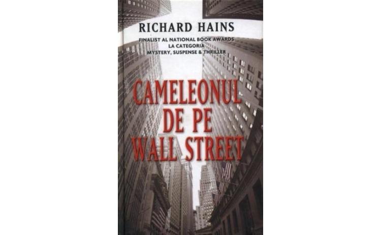 Cameleonul de pe Wall Street, autor