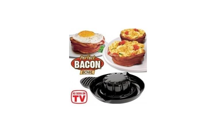 Set 2 boluri pentru bacon Perfect Bacon