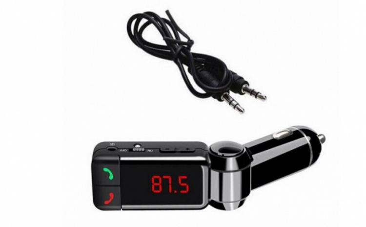 Car Kit Bluetooth 4-in-1