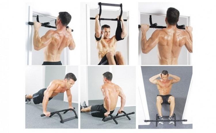 Aparat de fitness multifunctional