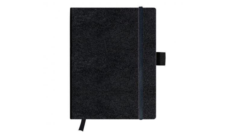 Bloc Notes 19x24 5cm 96 File Coperta Din Piele Sin