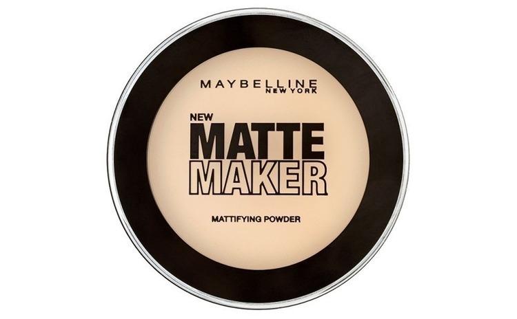Maybelline NY Matte Maker Pressed