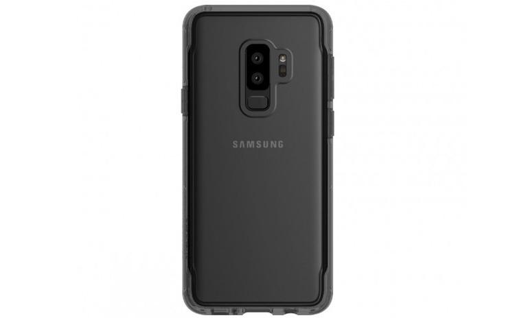 Husa Samsung Galaxy S9 Plus Ipaky Survival TPU Negru