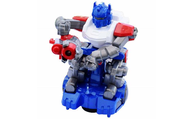 Robot interactiv Pufo Robo cu arma