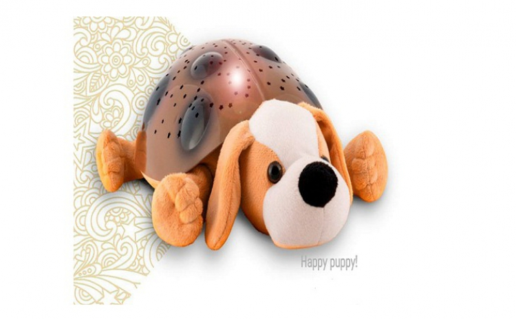 Happy puppy- Lampa cu proiectie