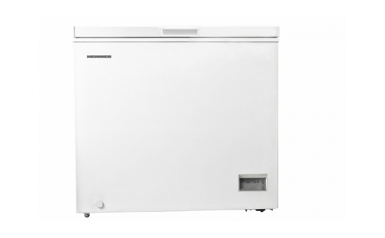 Lada frigorifica Heinner HCF 205NHA
