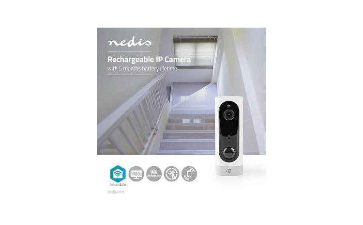 Camera IP Nedis, cu senzor de miscare,