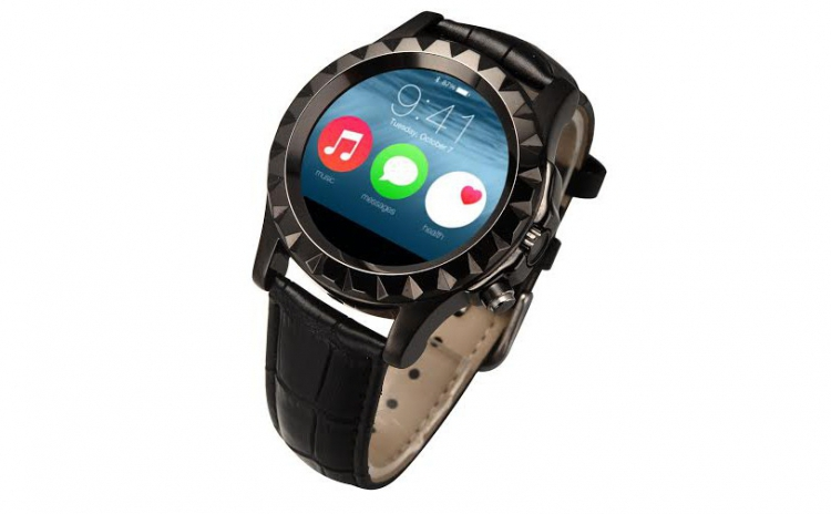 Ceas Bluetooth Smartwatch No 1 S2 Sun Circular, La Doar 449 Ron In Loc De 1400 Ron