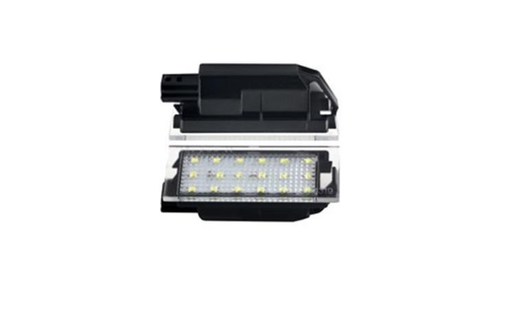 Set Lampi LED numar Clio ?3D 2006.09-