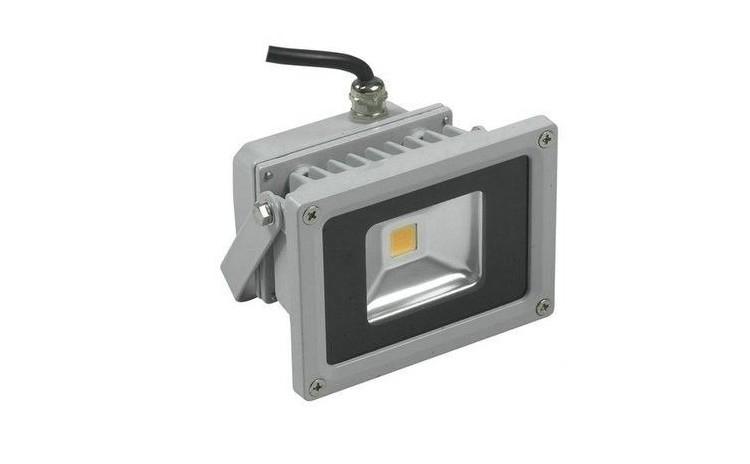 Proiector LED metalic cu LED 10W pentru