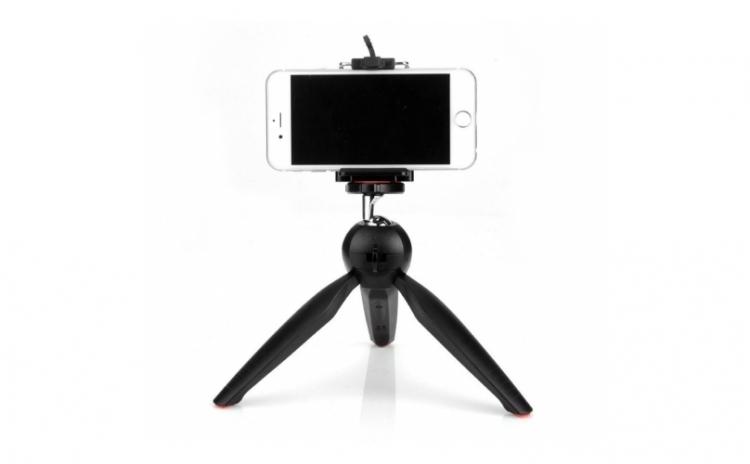 Imagine indisponibila pentru Mini trepied universal pentru camere foto si telefoane