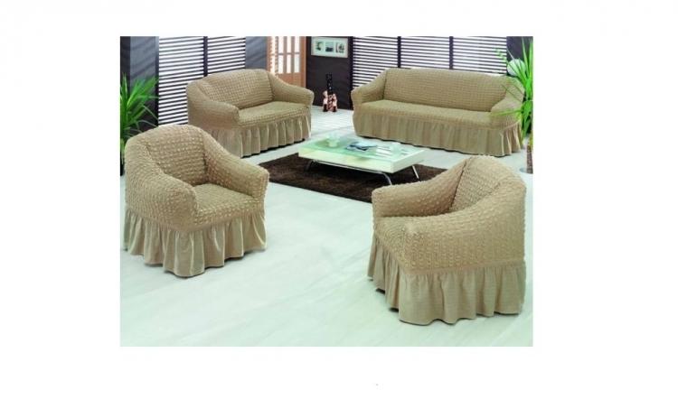Huse canapea, calitate superioara, 3-2-1