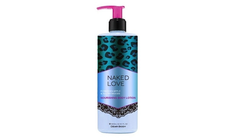 Nourishing Body Lotion - Naked Love