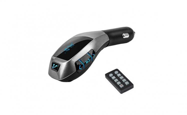 Car Kit Bluetooth X7 cu telecomanda