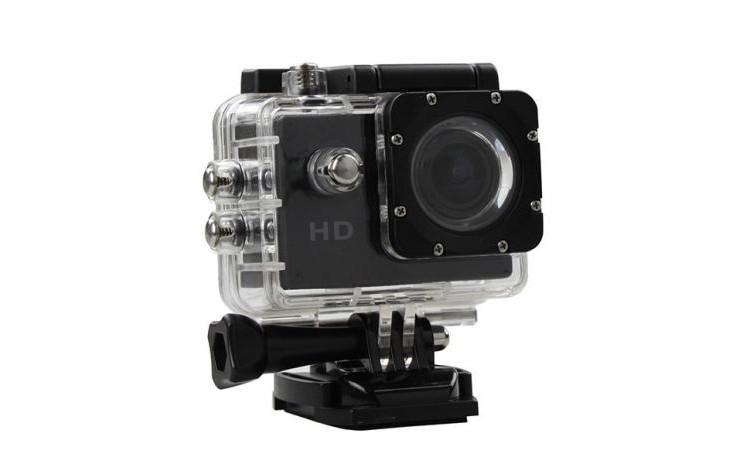 Camera Sport Sj4000 Fullhd Subacvatica 1080p 12mpx Black, La 368 Ron In Loc De 736 Ron