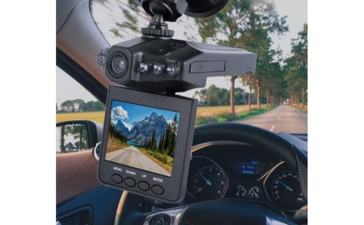 Camera auto DVR 2.5 inch
