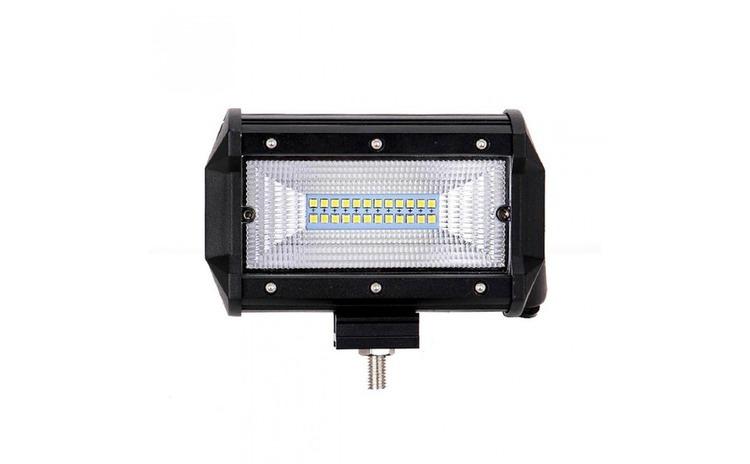Proiector LED Bar, Off Road, patrat,