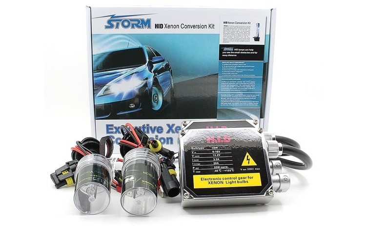 Kit xenon economic balast standard 35W