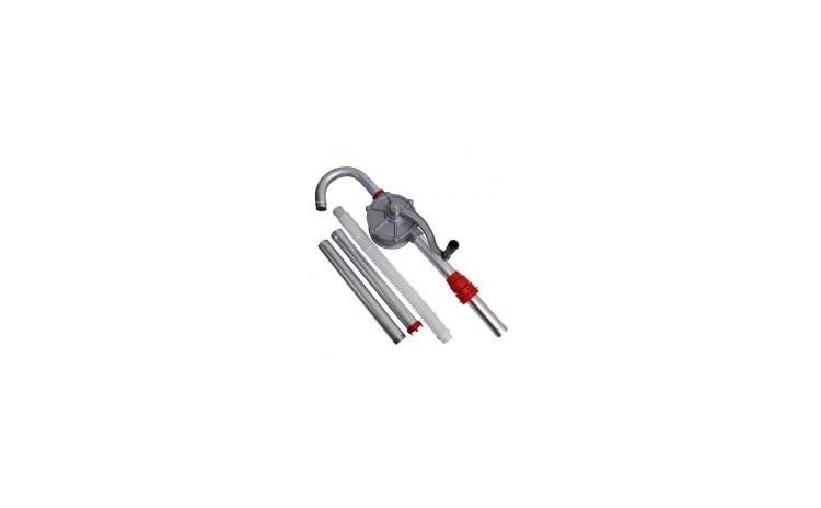 Pompa manuala rotativa pentru transfer
