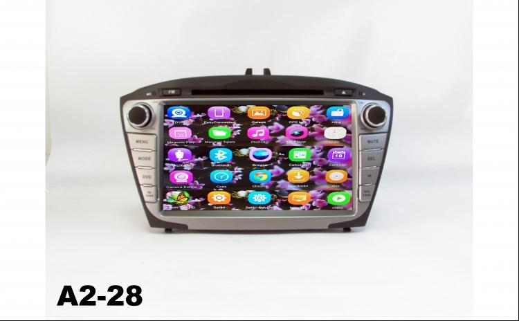 Dvd Gps Navigatie, Hyundai IX35