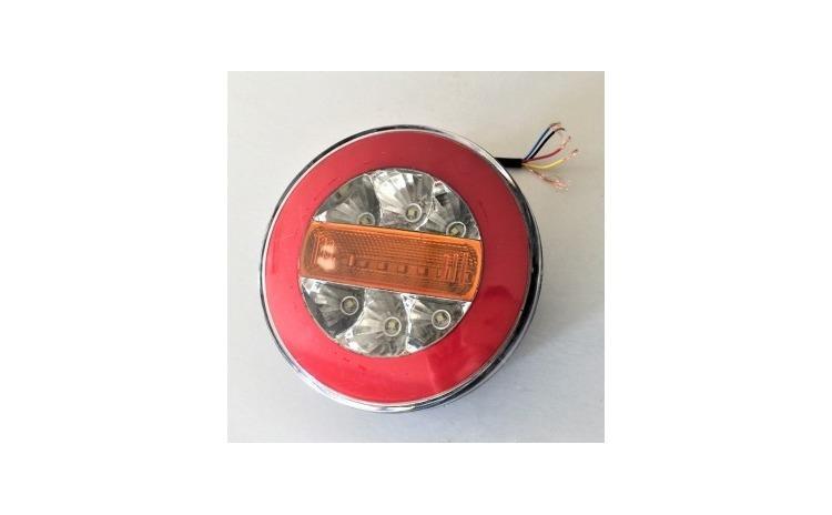 Lampa rotunda NEON 24V -YP158
