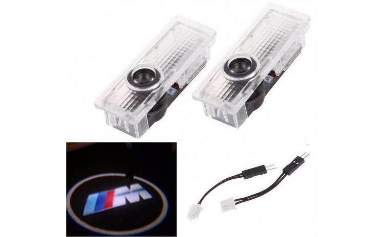 Holograma auto pentru usa - BMW (M)