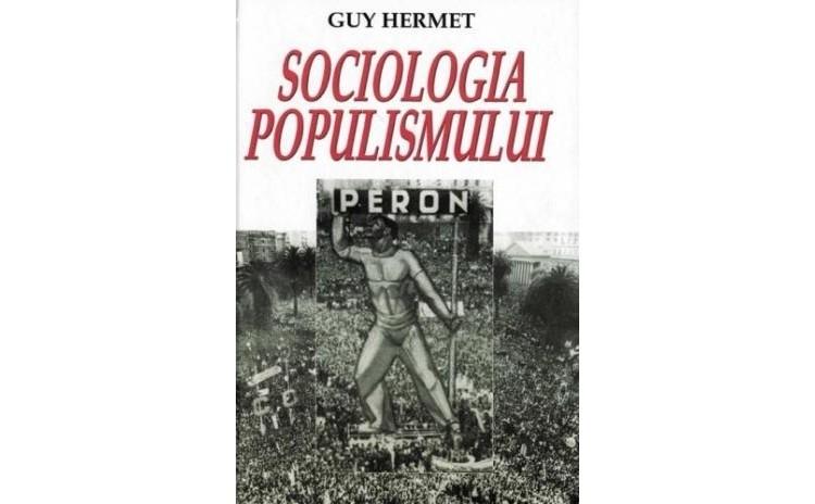 Sociologia populismului , autor Guy