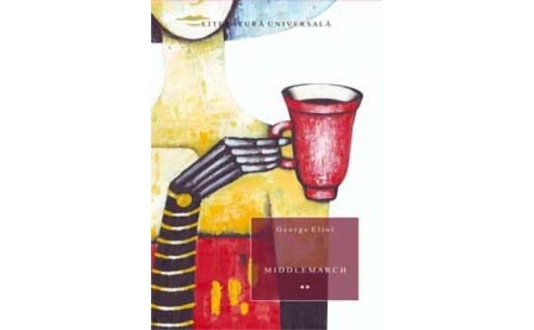 Middlemarch. Vol. 2, autor George Eliot