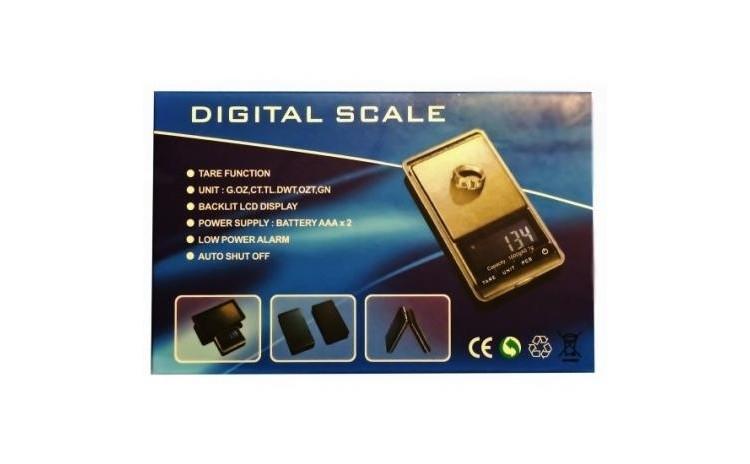 Cantar Digital Scale pentru bijuterii