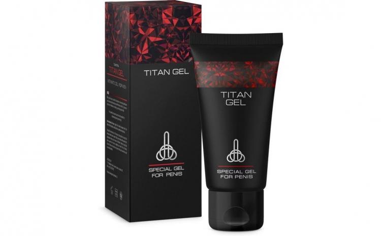 Titan gel + Titan gel gold + CADOU Spray