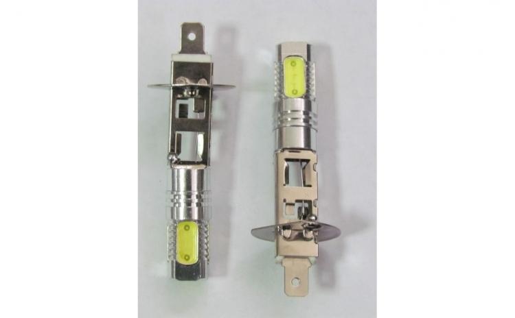 Bec H1, 7,5 W, LED COB, 12V
