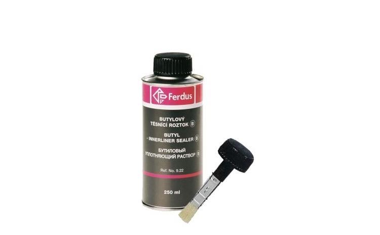 Solutie etansare 250ml plus pensula
