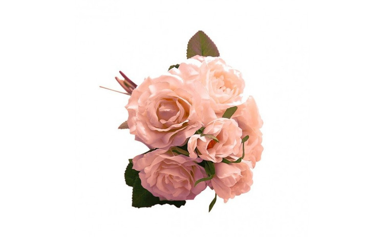 Buchet de trandafiri artificiali pentru