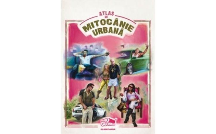 Atlas de Mitoc?nie Urban?, autor Art