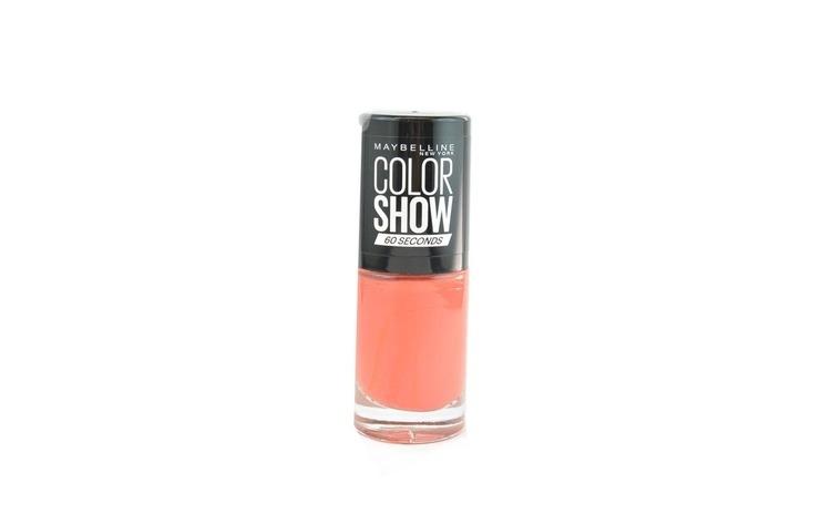 Oja Maybelline Color Show Nail Polish -
