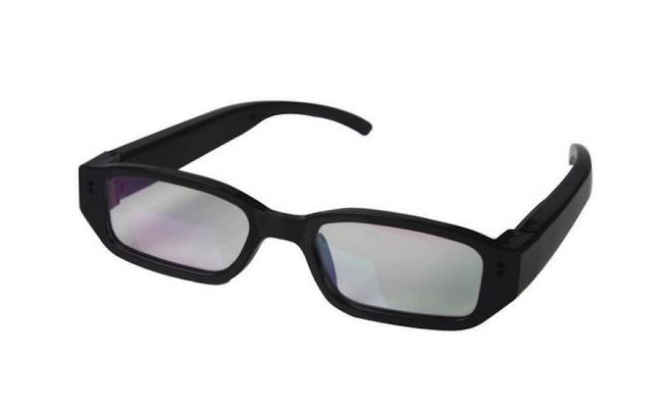 Ochelari cu camera Spion