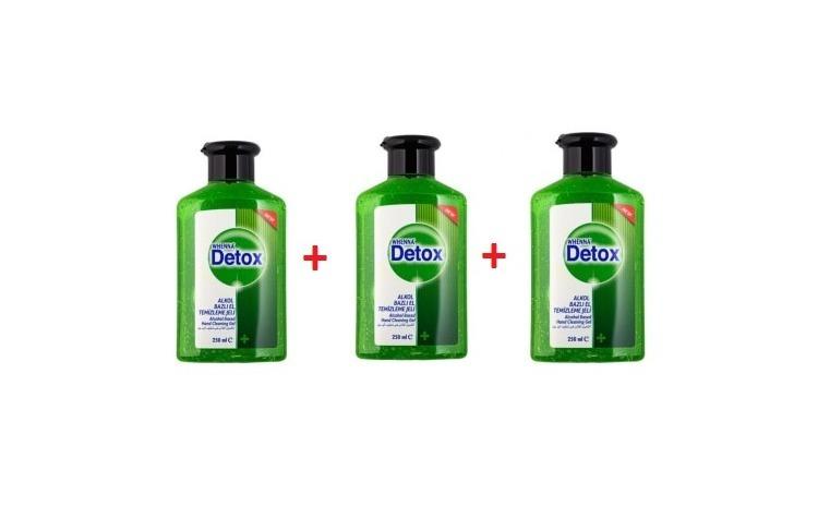 Set 3 Gel antibacterian +2 masti faciale