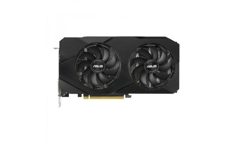 Placa video ASUS GeForce GTX 1660 Dual