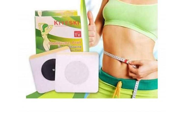 Set 10 Plasturi de slabit pentru zona abdominala cu extra - Arhivat