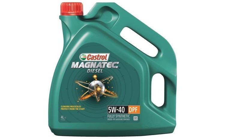 Castrol Magnatec Diesel B4 5W40 Dpf 4L